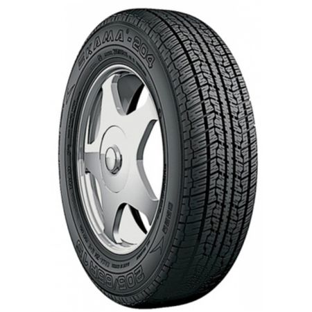 135/80R12 Kama-204 68T TL made in Russia Passenger car tyre