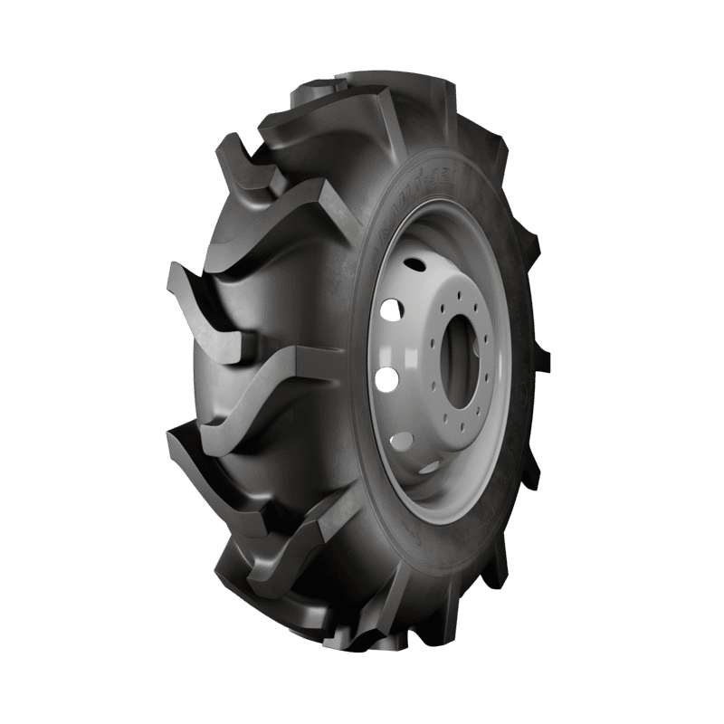 6L-12 KAMA-421 2pr TT made in Russia tube included Agricultural tyre